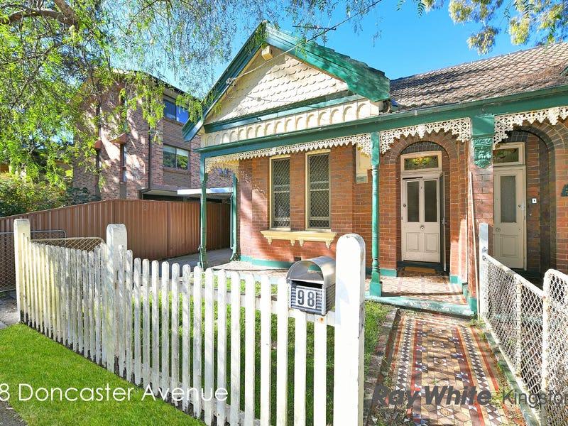 98-100 Doncaster Ave, Kensington, NSW 2033