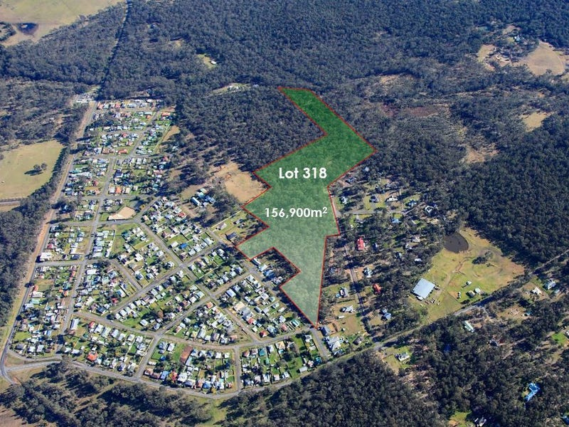 Lot 318 Redgum Road, Paxton, NSW 2325