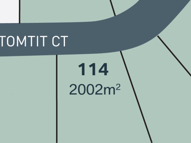 Lot 114, Tomtit Avenue, Rockhampton City, Qld 4700