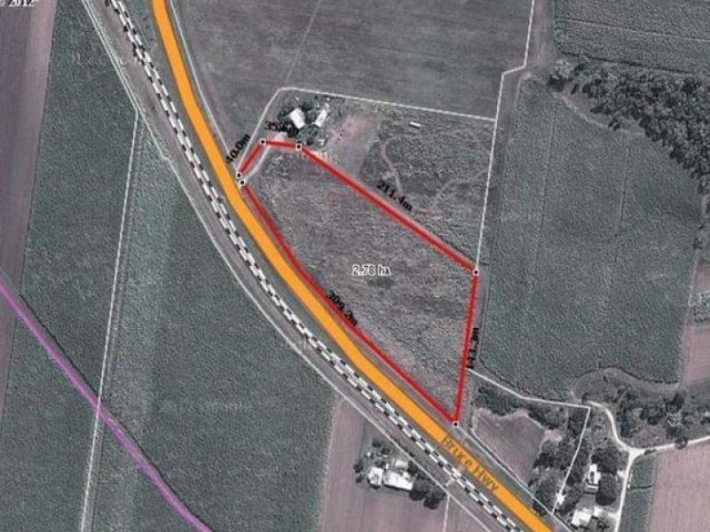 Lot 1, 1 Bruce Highway, Foxdale, Qld 4800