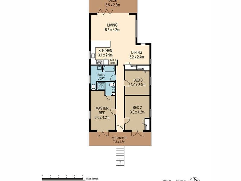 37 Norman Street, East Brisbane, Qld 4169 - floorplan