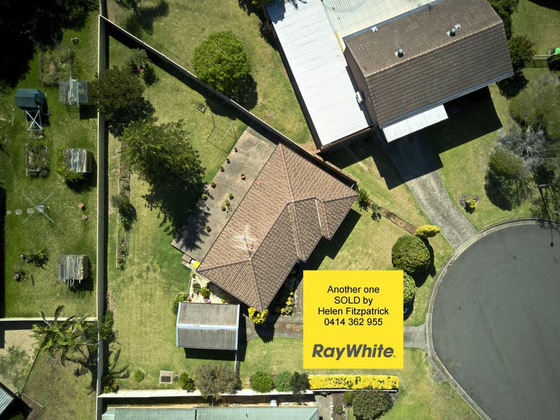 4 Wiley Court, Werrington County, NSW 2747