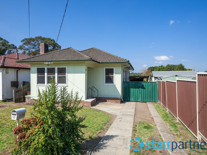 53 Dorothy St, Chester Hill, NSW 2162