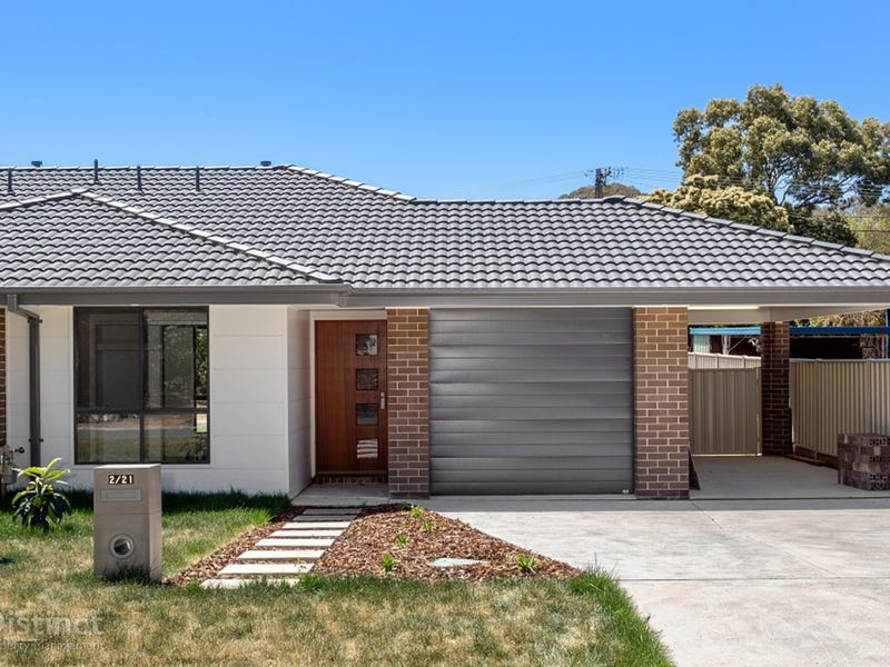 2/21 Clermont Street, Fisher, ACT 2611