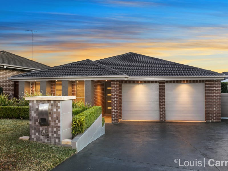 65 Sovereign Avenue, Kellyville Ridge, NSW 2155