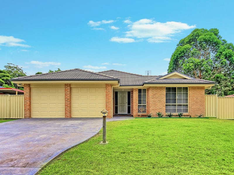 1 Atkins Place, St Georges Basin, NSW 2540