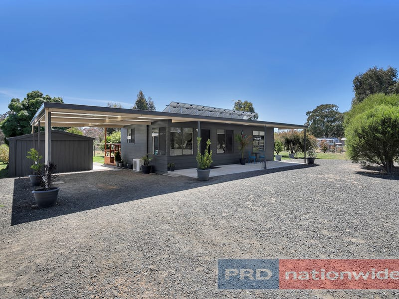 3580 Ballarat-Maryborough Road, Clunes, Vic 3370