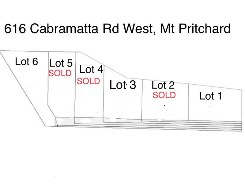 Lot 1, 616 Cabramatta Rd, Mount Pritchard, NSW 2170