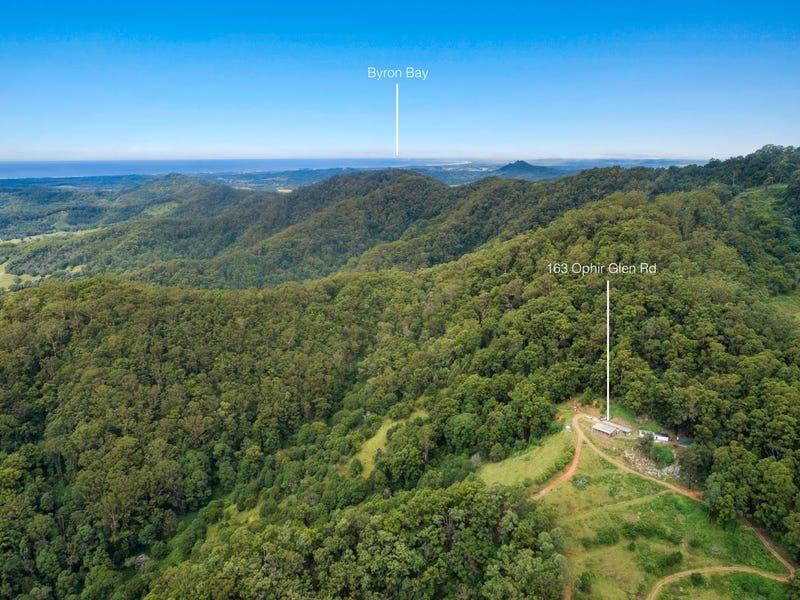 163 Ophir Glen Road, Upper Burringbar, NSW 2483