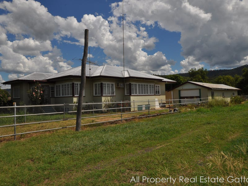698 Mount Sylvia Road, Upper Tenthill, Qld 4343