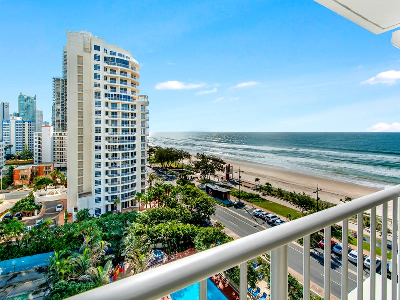 806 44-52 'Chateau Beachside' The Esplanade, Surfers Paradise