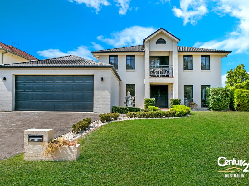 9 Bardsley Circuit, Rouse Hill, NSW 2155