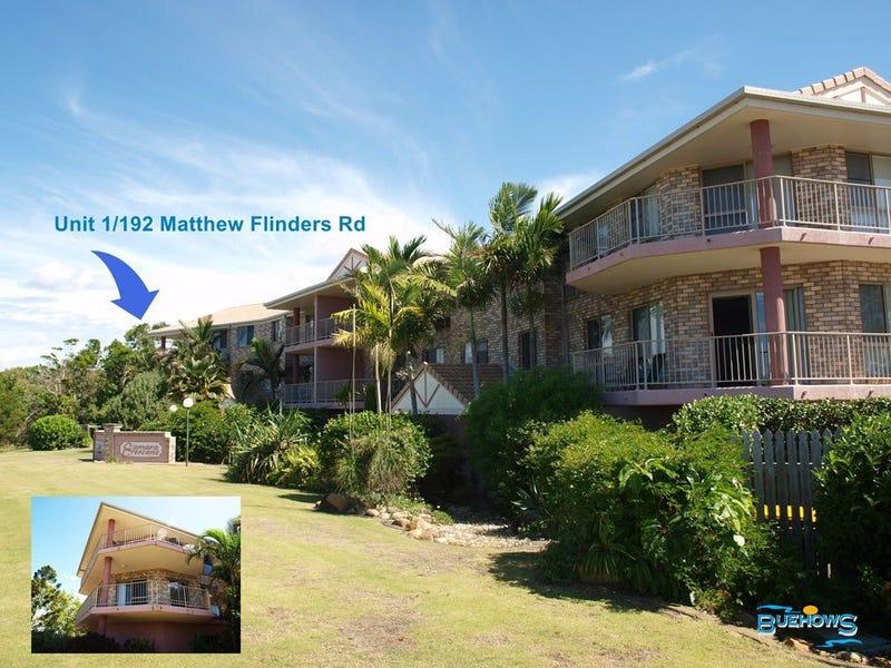 1/192 Matthew Flinders Drive St, Lammermoor, Qld 4703