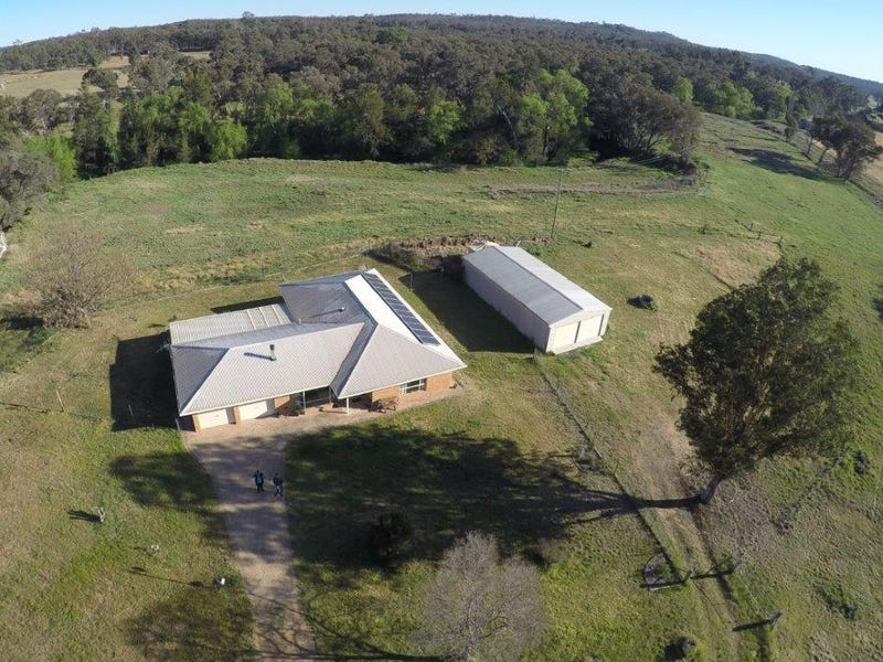 """Borrowdale"" River Road, Coonabarabran, NSW 2357"