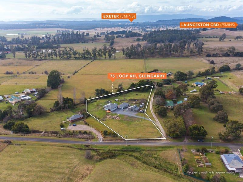 75 Loop Road, Glengarry, Tas 7275