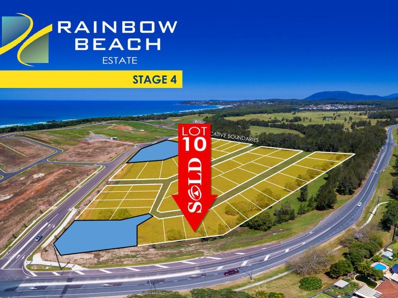 Lot 10 Rainbow Beach Estate, Lake Cathie, NSW 2445
