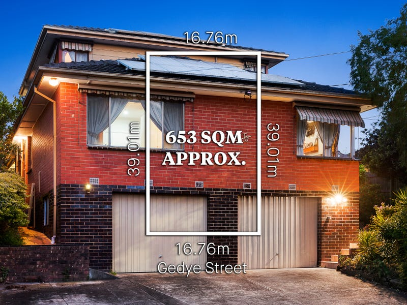 55 Gedye Street, Doncaster East, Vic 3109