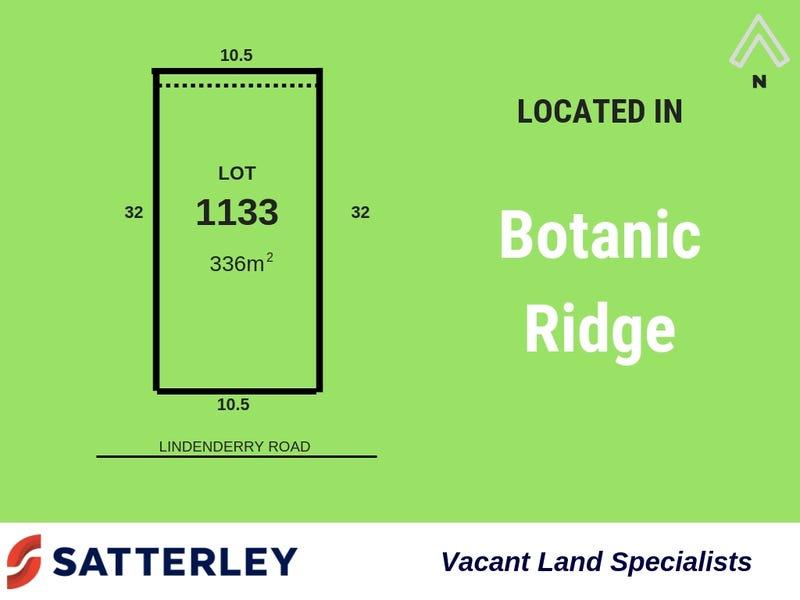 Lot 1133, Lindenderry Road, Botanic Ridge, Vic 3977