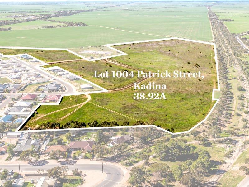 1004 Patrick Street, Kadina, SA 5554
