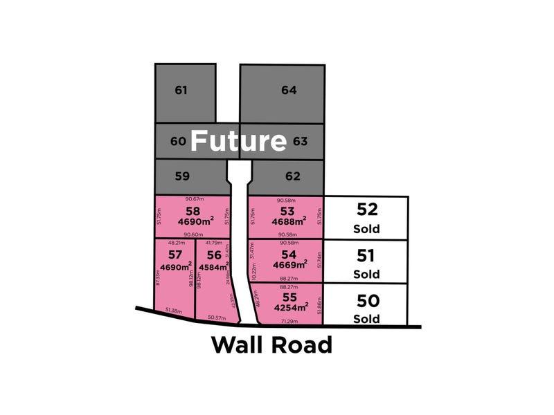 Lot 55 58 Wall Road Wallaroo SA 5556