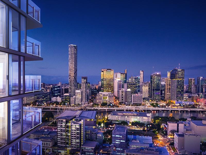 Level 13/1 Cordelia Street South Brisbane Qld 4101 ...