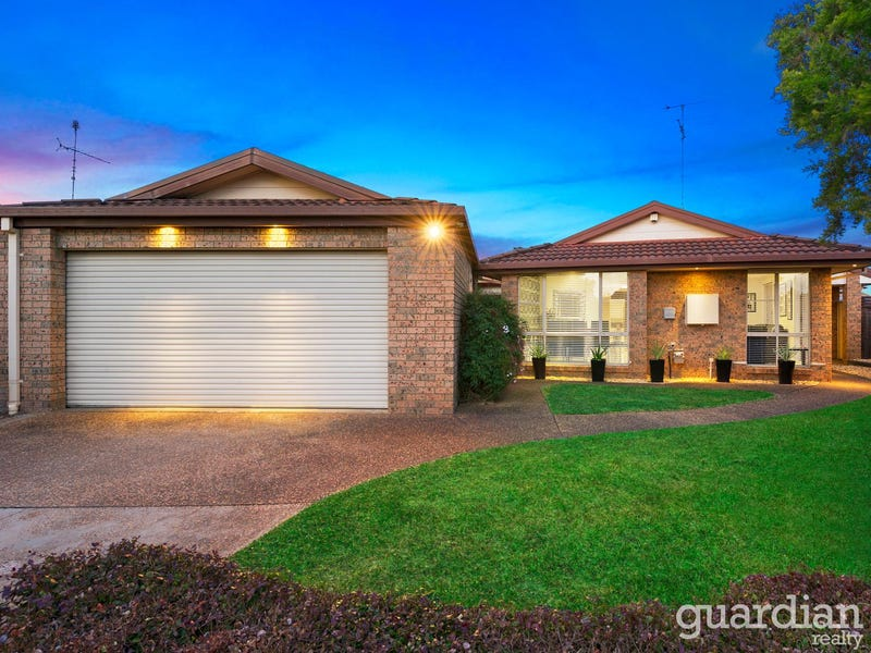 25 Mansion Court, Quakers Hill, NSW 2763