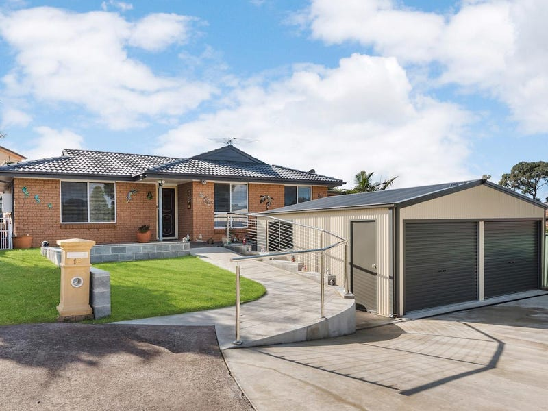 16  Brownlow Place, Ambarvale, NSW 2560