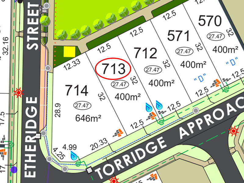 Lot 713 Torridge Approach, Piara Waters, WA 6112