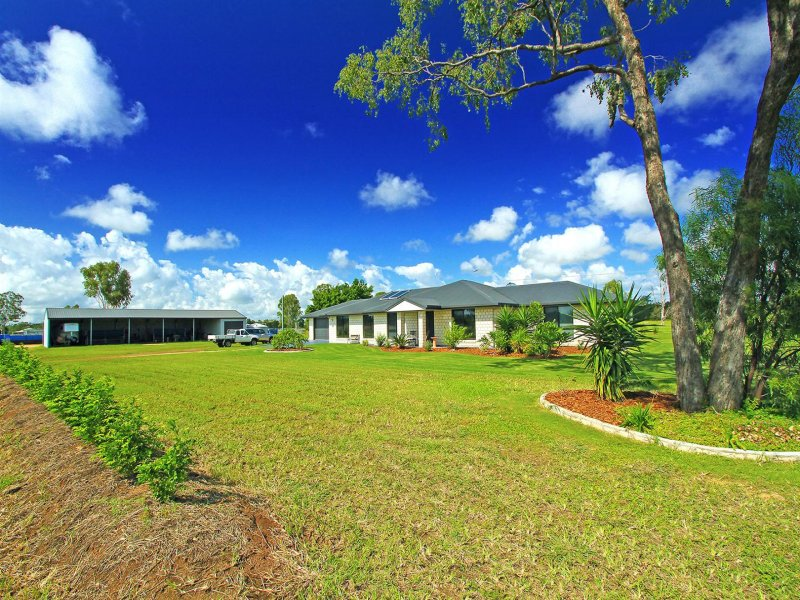 985 Ridgelands Rd, Alton Downs, Qld 4702