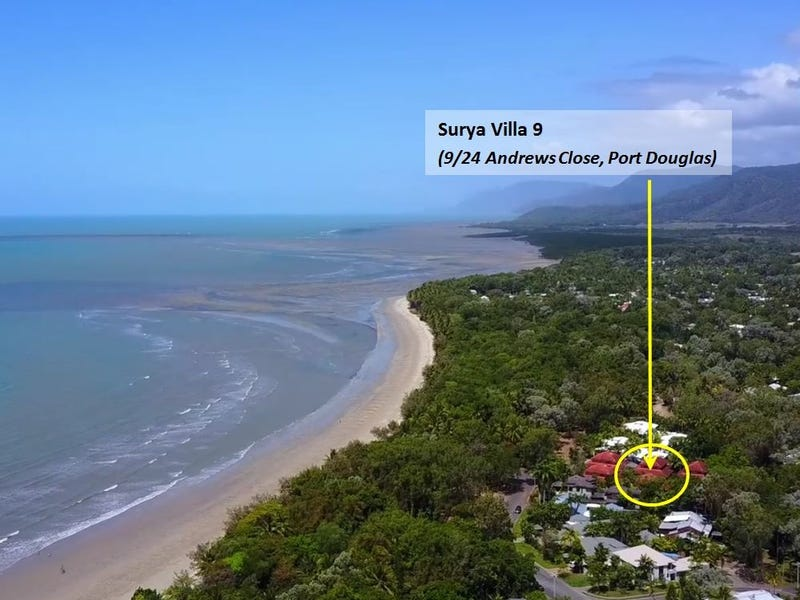 9/20-24 Andrews Close, Port Douglas, Qld 4877