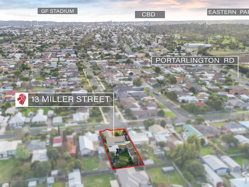 13 Miller Street, Newcomb, Vic 3219