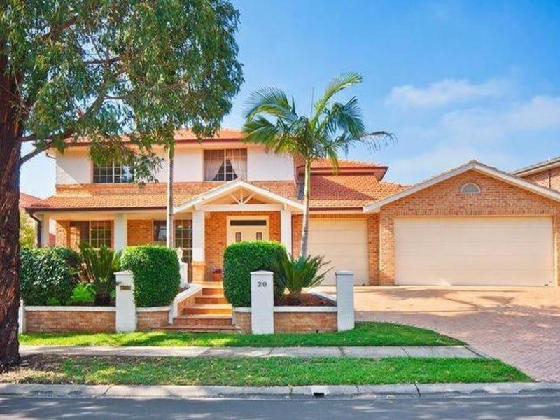 20 james Mileham Drive, Kellyville, NSW 2155