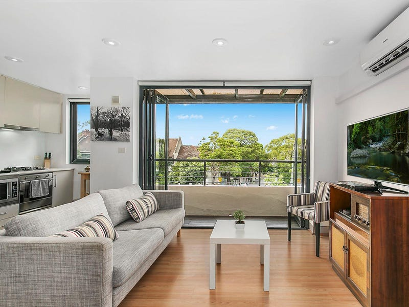 3/352 Moore Park Road, Paddington, NSW 2021