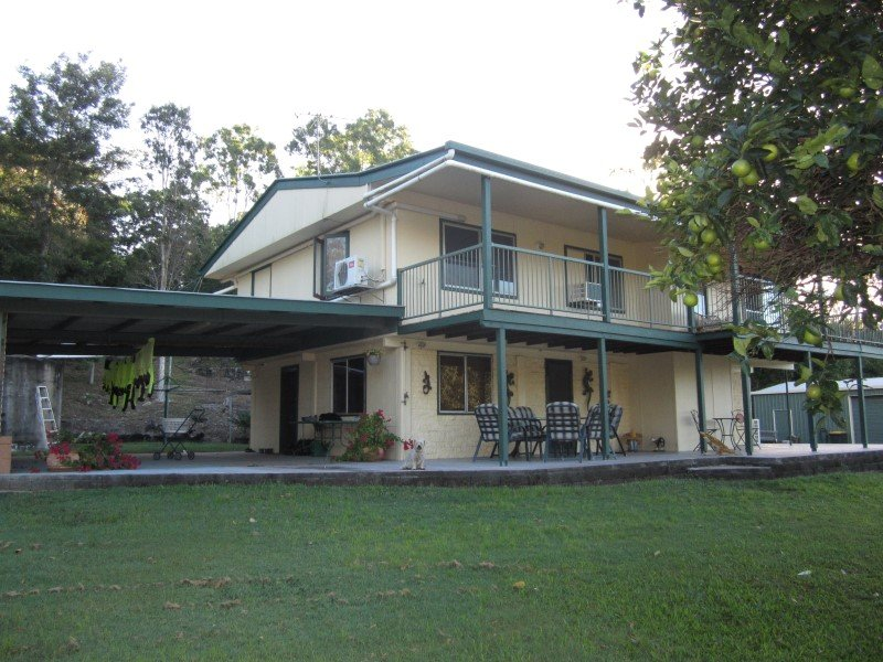 815 Maraju Yakapari Road, Dumbleton, Qld 4740