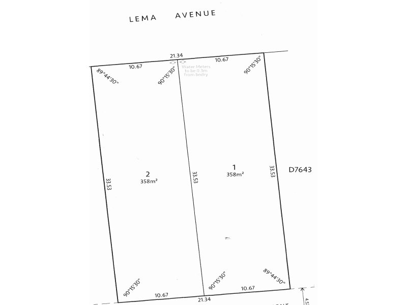 Lot 1 & 2, 19 Lema Avenue, Fairview Park, SA 5126
