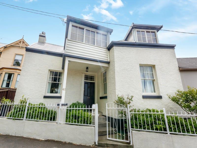 41 Fitzroy Crescent, Dynnyrne, Tas 7005