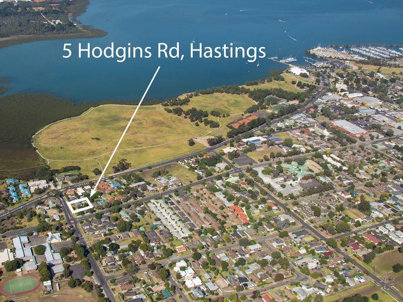 5 Hodgins Road, Hastings, Vic 3915