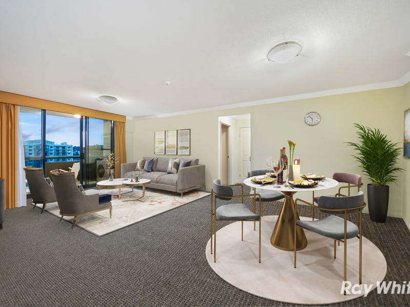 803/9 Murrajong Road (Springwood Tower Apartment Hotel), Springwood, Qld 4127