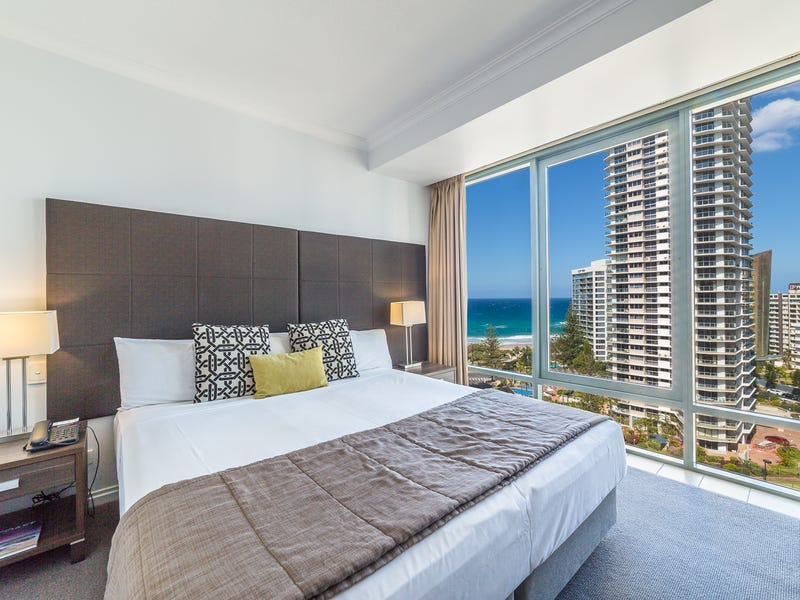 1013 & 1014/25 Laycock Street, Surfers Paradise, Qld 4217