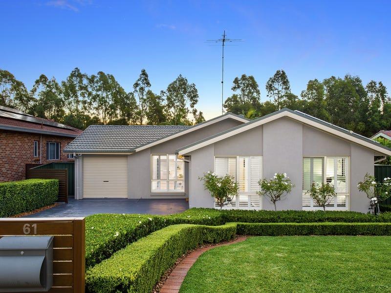 61 Sampson Crescent, Acacia Gardens, NSW 2763