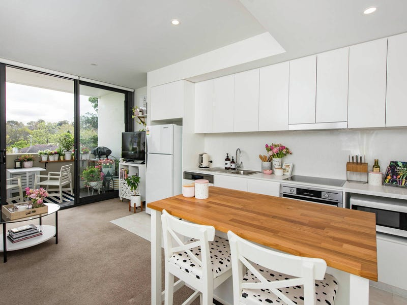 52/65 Constitution Avenue, Campbell, ACT 2612