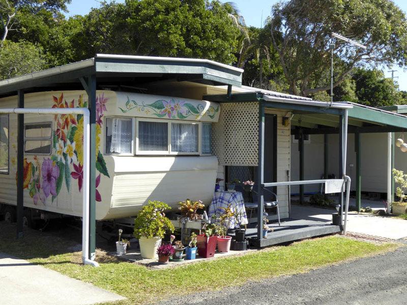 Site 82 Brooms Head Caravan Park, Brooms Head, NSW 2463