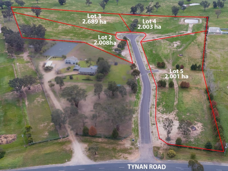 Lot 2,3,4,5 Two Gums Court, Table Top, NSW 2640