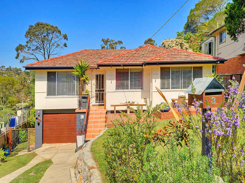 3 Bulwarra Place, Berowra Heights, NSW 2082