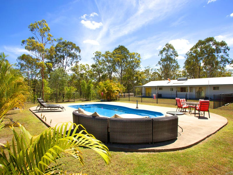 990 Round Hill Rd, Captain Creek, Qld 4677
