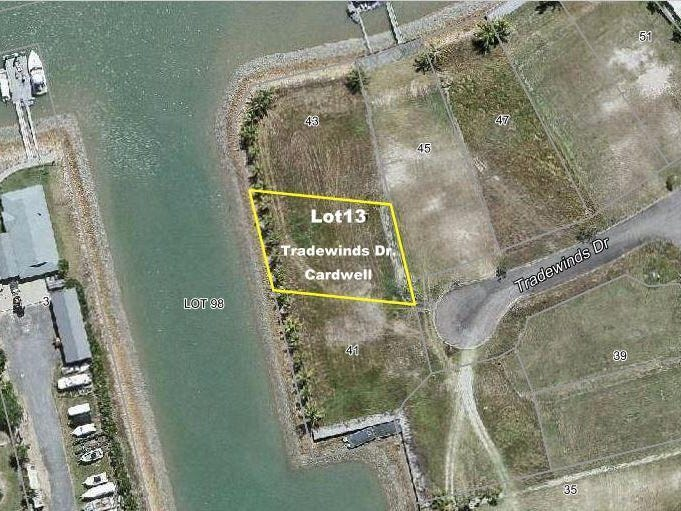 Lot 13 , Lot 13 Trade Winds Drive, Cardwell, Qld 4849