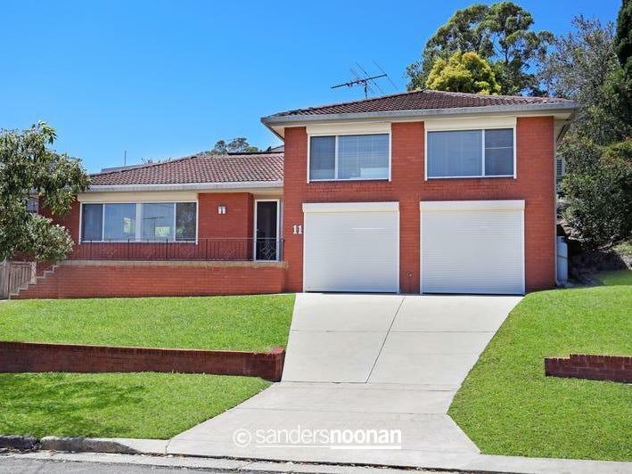 11 Vista Avenue, Peakhurst Heights, NSW 2210