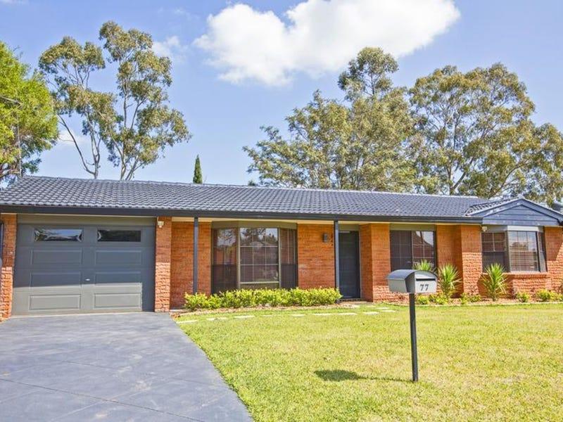 77 Warburton Crescent, Werrington County, NSW 2747