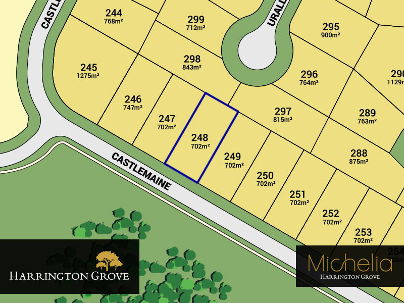 Lot 248, Castlemaine Circuit, Harrington Park, NSW 2567