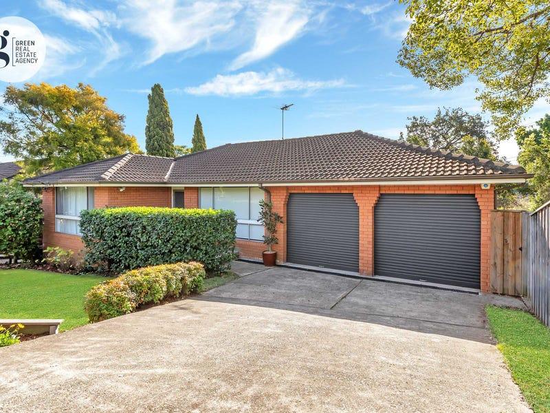 1 Miller Avenue, Dundas Valley, NSW 2117